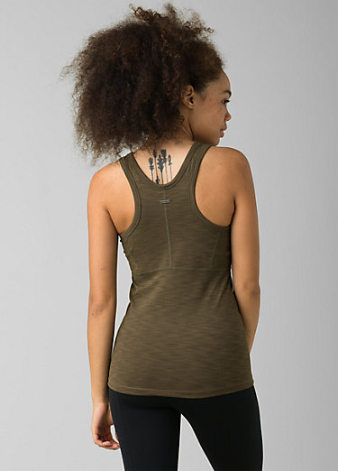 Becksa Tank Becksa Tank, Slate Green Heather