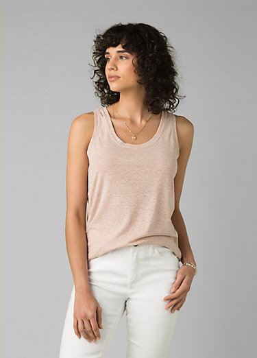 Cozy Up Tank Cozy Up Tank, Champagne Heather