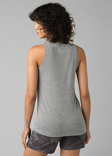 Cozy Up Tank Cozy Up Tank, Heather Grey