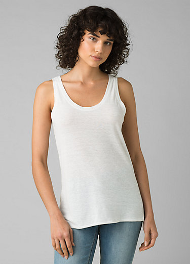 Cozy Up Tank Cozy Up Tank, White
