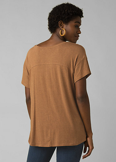 Foundation Slouch Top Foundation Slouch Top, Antique Bronze Heather