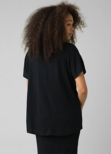 Foundation Slouch Top Foundation Slouch Top, Black