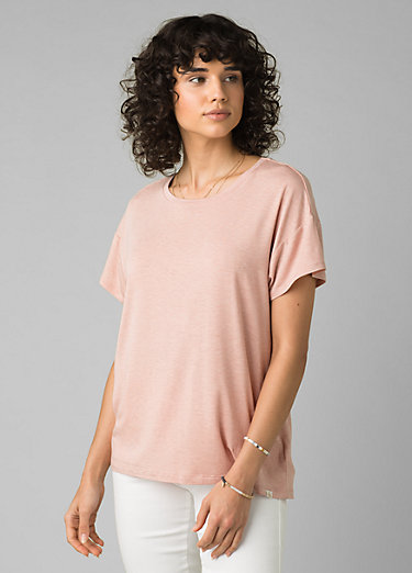 Foundation Slouch Top Foundation Slouch Top, Champagne Heather