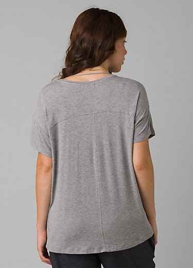 Foundation Slouch Top Foundation Slouch Top, Heather Grey