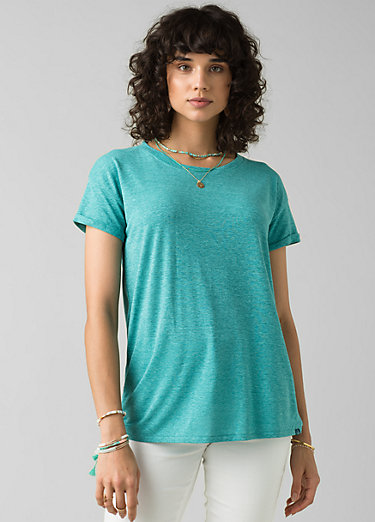 Cozy Up T-shirt Cozy Up T-shirt, Azurite Heather