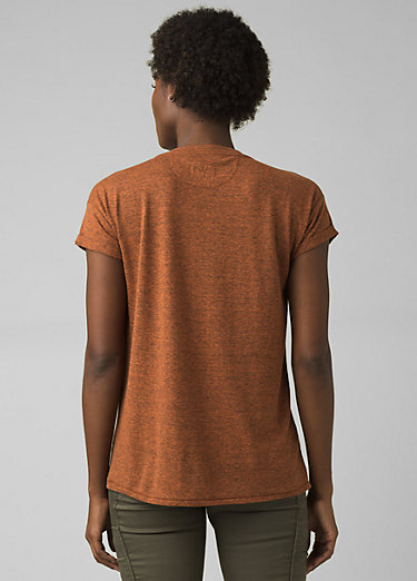 Cozy Up T-shirt Cozy Up T-shirt, Cedar Heather