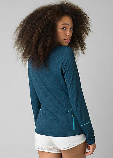 Eileen Long Sleeve Sun Shirt Eileen Long Sleeve Sun Shirt, Atlantic