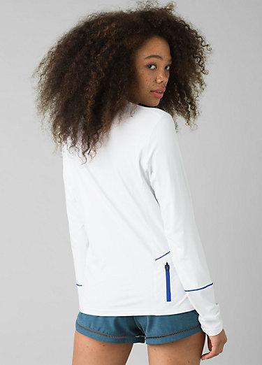 Eileen Long Sleeve Sun Shirt Eileen Long Sleeve Sun Shirt, White