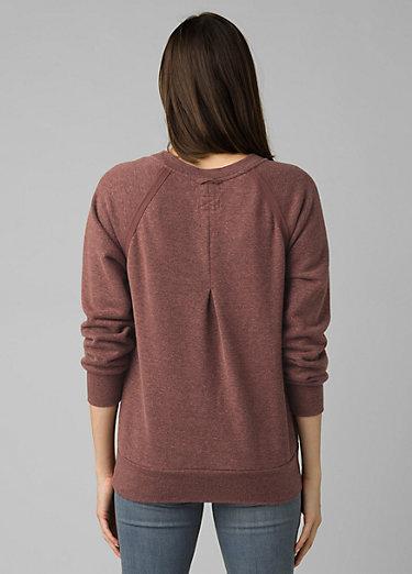 Cozy Up Sweatshirt Cozy Up Sweatshirt, Flannel Heather
