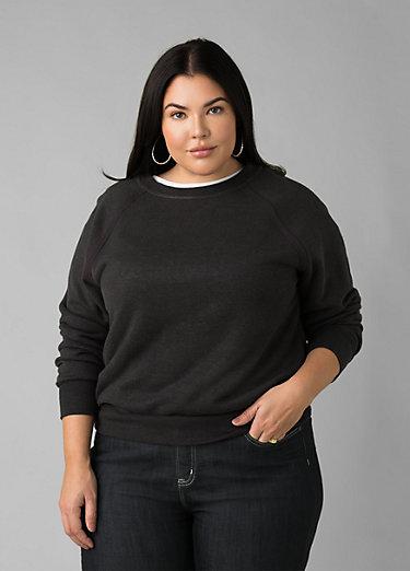 Cozy Up Sweatshirt Plus Cozy Up Sweatshirt Plus, Charcoal Heather