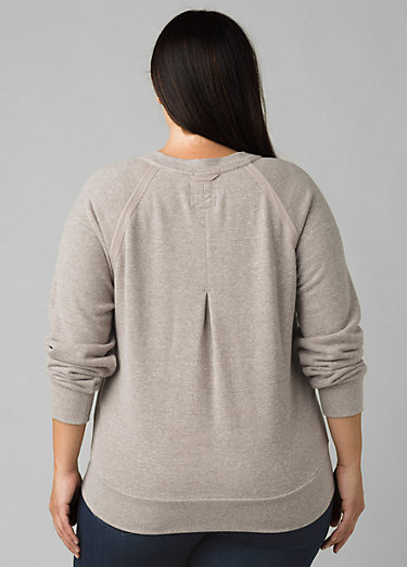 Cozy Up Sweatshirt Plus Cozy Up Sweatshirt Plus, Oatmeal Heather