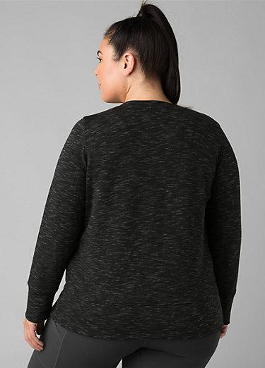 Sunrise Sweatshirt Plus Sunrise Sweatshirt Plus, Black