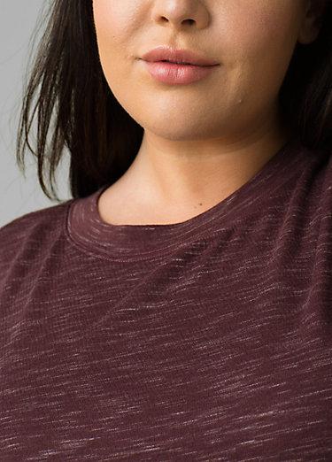 Sunrise Sweatshirt Plus Sunrise Sweatshirt Plus, Raisin