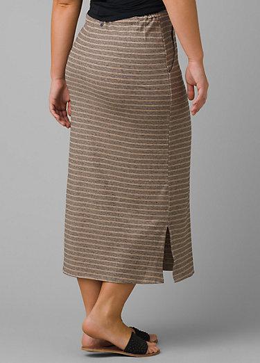 Tulum Skirt Tulum Skirt, Dark Khaki