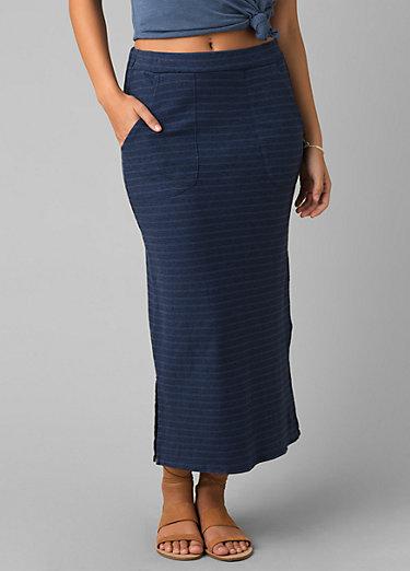 Tulum Skirt Tulum Skirt, Nickel