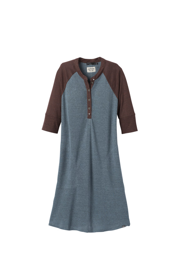 Cozy Up Henley Dress Cozy Up Henley Dress