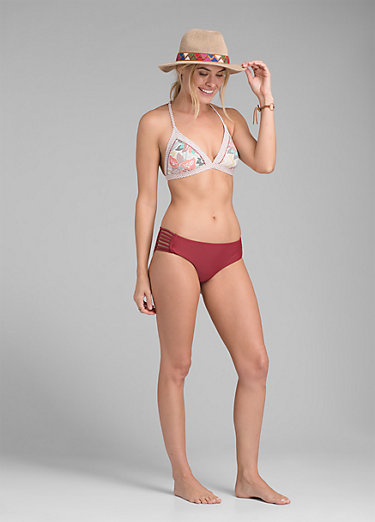Laclair Moderate Coverage Bikini Bottom