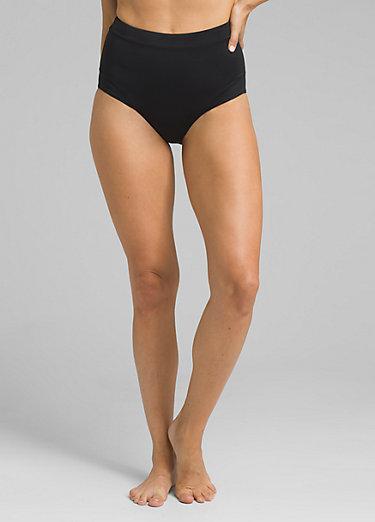 Millan High Waist Bikini Bottom