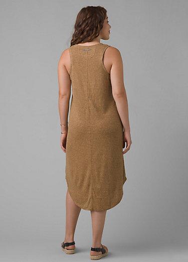Corrine Dress Corrine Dress, Butterscotch Stripe