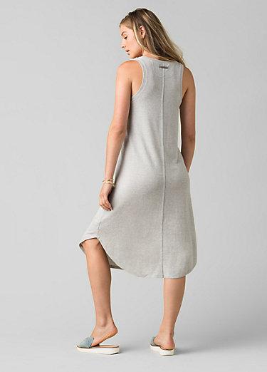 Corrine Dress Corrine Dress, Oatmeal Stripe
