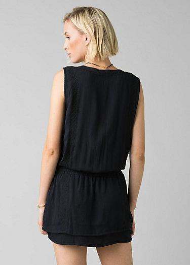 Seaview Sky Dress Seaview Sky Dress, Black