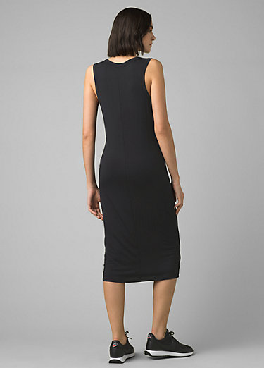 Foundation Midi Dress Foundation Midi Dress, Black