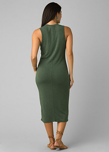 Foundation Midi Dress Foundation Midi Dress, Canopy Heather