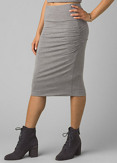 Foundation Skirt Foundation Skirt, Heather Grey