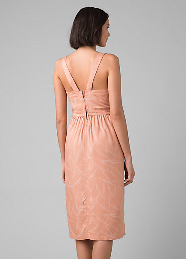 Sun Drifter Dress Sun Drifter Dress, Apple Blossom Leaves