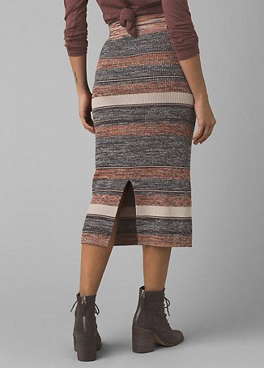 Acadia Skirt Acadia Skirt, Magnet Grey