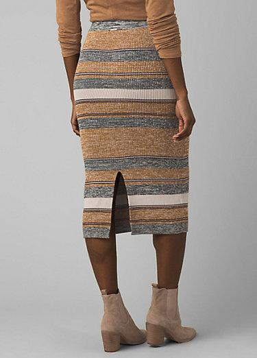 Acadia Skirt Acadia Skirt, Peacock