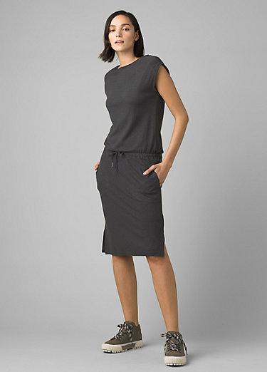 Caris Cozy Up Dress Caris Cozy Up Dress, Charcoal Heather