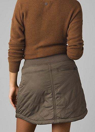 Esla Skirt Esla Skirt, Slate Green