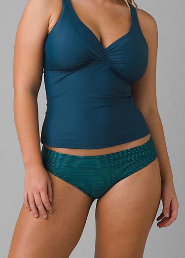Ramba Full Coverage Bikini Bottom Ramba Full Coverage Bikini Bottom, Atlantic Wabi Stripe