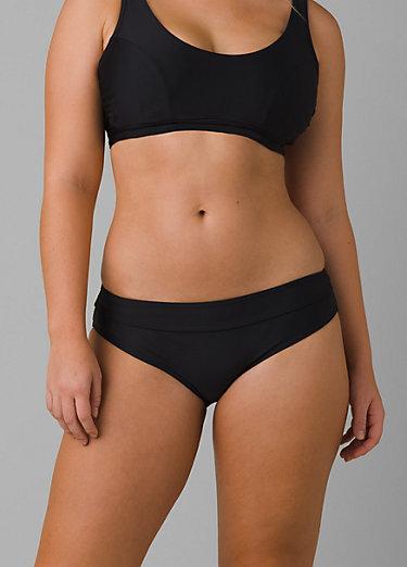 Ramba Full Coverage Bikini Bottom Ramba Full Coverage Bikini Bottom, Black Solid
