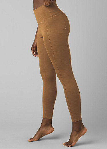 Becksa 7/8 Legging Becksa 7/8 Legging, Antique Bronze Heather