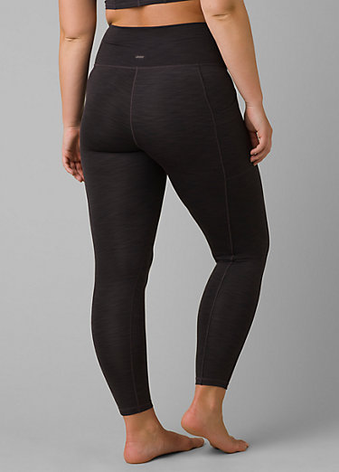 Becksa 7/8 Legging Becksa 7/8 Legging, Black Heather
