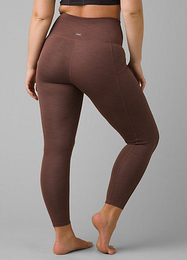 Becksa 7/8 Legging Becksa 7/8 Legging, Flannel Heather
