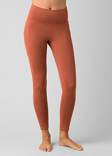 Becksa 7/8 Legging Becksa 7/8 Legging, Liqueur Heather