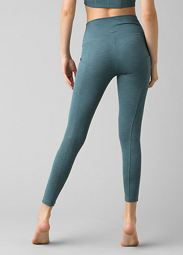 Becksa 7/8 Legging Becksa 7/8 Legging, Mirage Heather