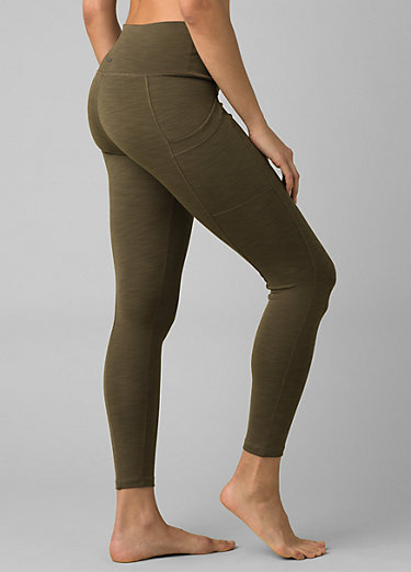 Becksa 7/8 Legging Becksa 7/8 Legging, Slate Green Heather