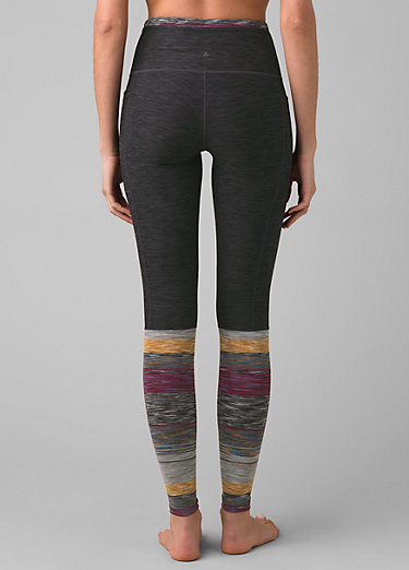 Zandra Legging Zandra Legging, Onyx Heather