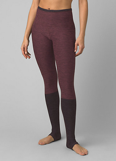 Zandra Legging Zandra Legging, Raisin Heather