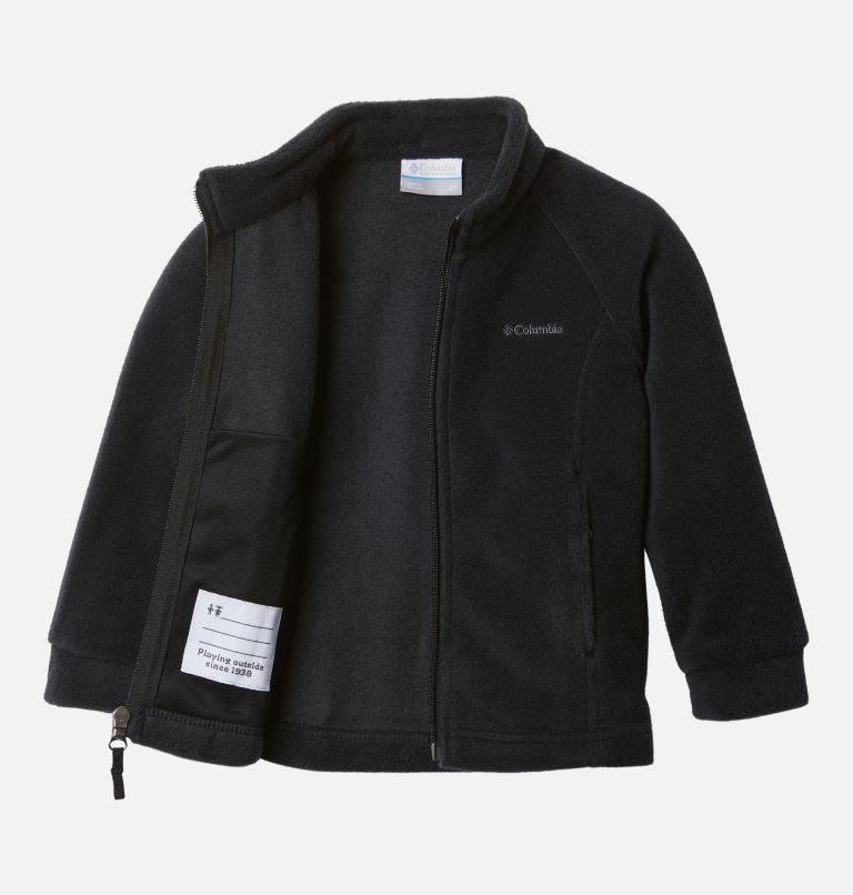 Benton Springs™ Fleece | 010 | 2T Girls' Toddler Benton Springs™ Fleece Jacket, Black, a1