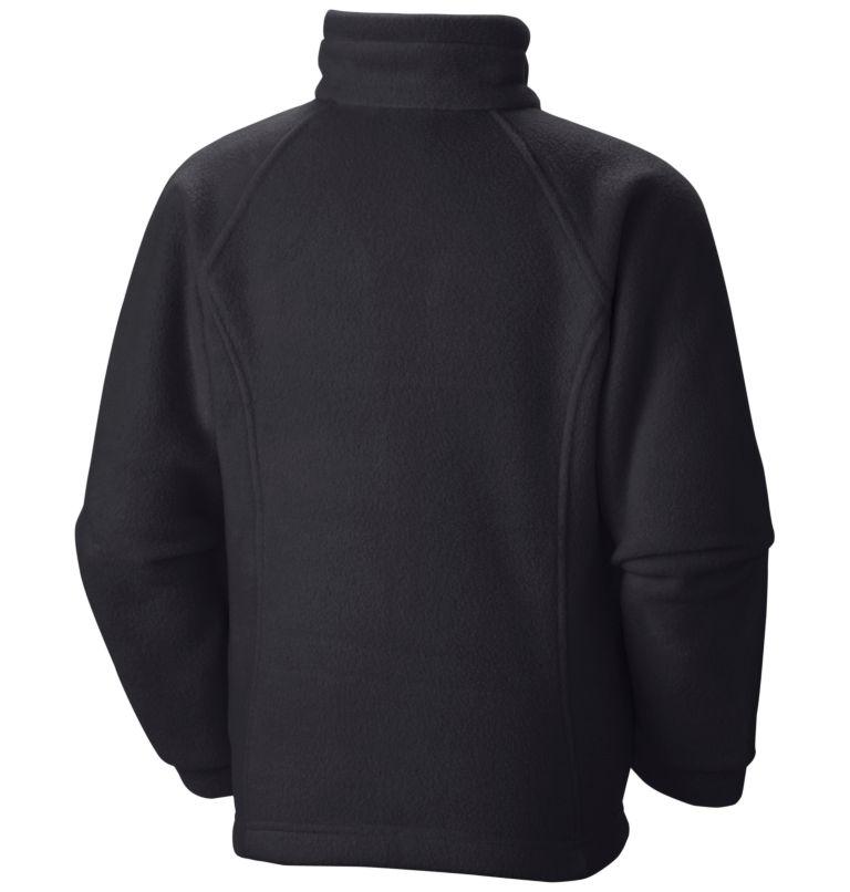 Benton Springs™ Fleece | 010 | 2T Girls' Toddler Benton Springs™ Fleece Jacket, Black, back