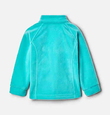 Veste en laine polaire Benton Springs™ pour fille - Bambin Benton Springs™ Fleece | 618 | 4T, Dolphin, Sea Ice, back