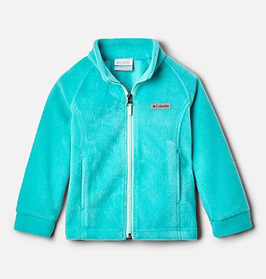 Veste en laine polaire Benton Springs™ pour fille - Bambin Benton Springs™ Fleece | 618 | 4T, Dolphin, Sea Ice, front