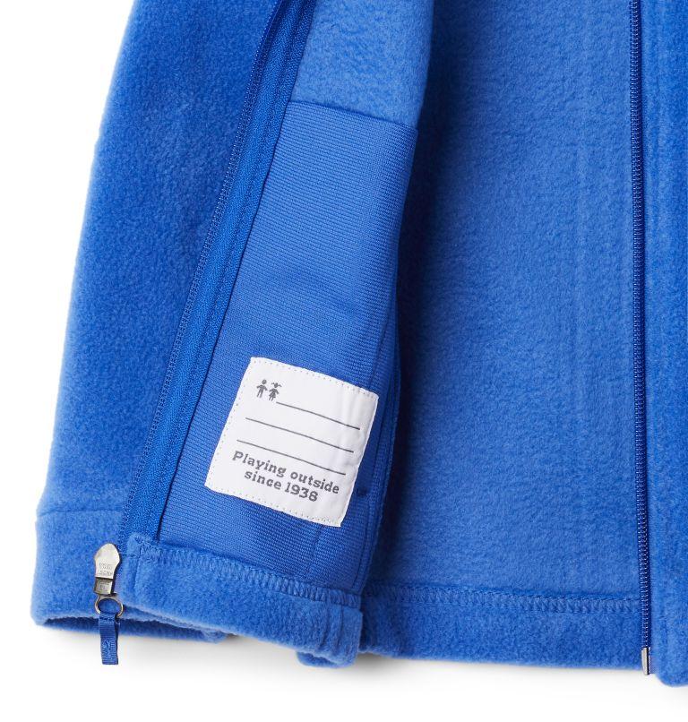 Benton Springs™ Fleece | 410 | 2T Girls' Toddler Benton Springs™ Fleece Jacket, Lapis Blue, a1