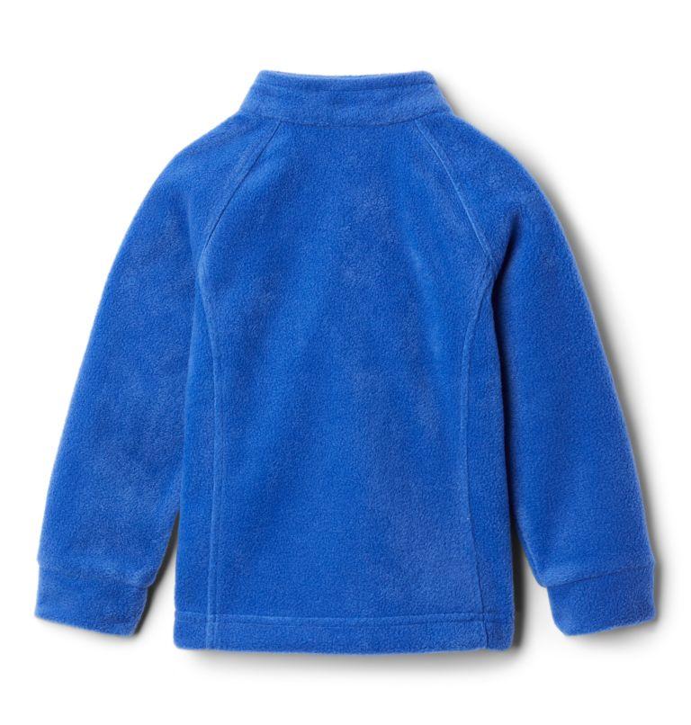 Benton Springs™ Fleece | 410 | 2T Girls' Toddler Benton Springs™ Fleece Jacket, Lapis Blue, back