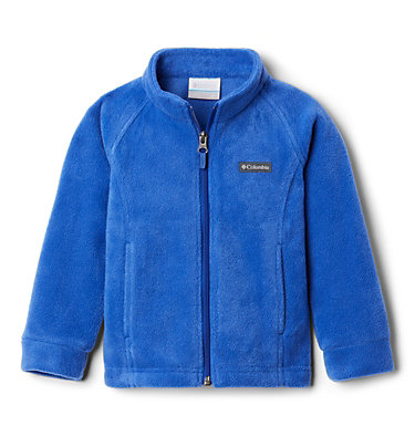Girls' Toddler Benton Springs™ Fleece Jacket Benton Springs™ Fleece | 618 | 4T, Lapis Blue, front